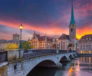 Switzerland & Liechtenstein